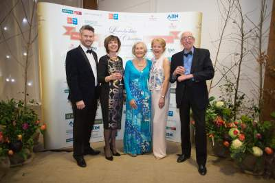 Colin McGurran, Alison Twiddy (LRSN Project Manager), Jilly Worth, Sophie Dunn (LRSN PR and Admin), Michael Worth