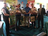 LRSN's record breaking Charity Golf Day