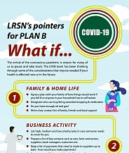 LRSN pointers for Plan B