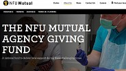 NFU Mutual funds will support our frontline work